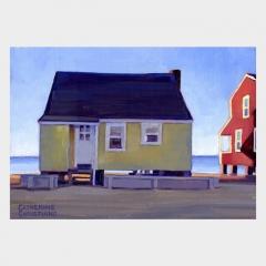 Yellow Cottage, Hawk's Nest