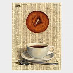 """Painting """"Breakfast"""""""