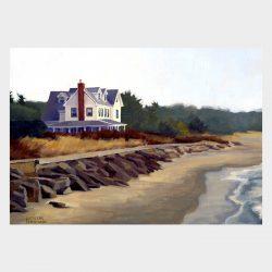 """Painting """"Edge Lea #4"""""""