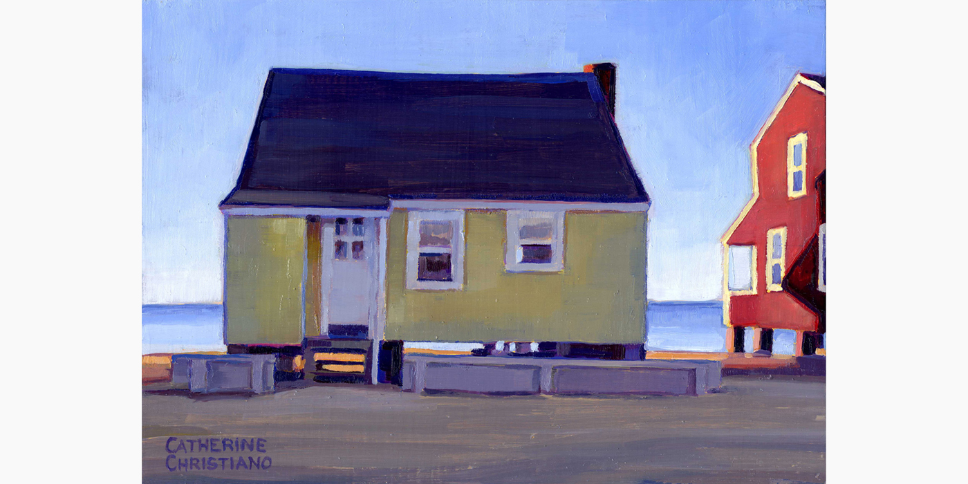 Yellow Cottage, Hawk's Nest